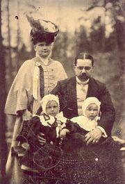 Image-Ca. 1906 Tandberg's in Norway-w