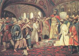 Ivan vs khan