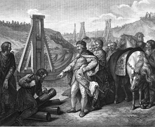 - 992-1025 King Boleslaw Chrobry Of Poland the Brave Bronze Medal