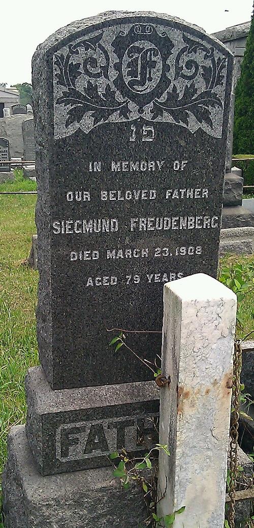 Frau Freudenberg