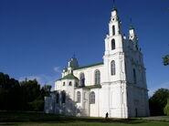 Belarus-Polatsk-Cathedral of Sophia-3