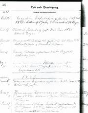 Freudenberg-MaxS 1881 church death