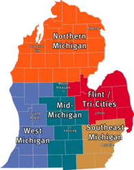 Lower Michigan Region Map.png