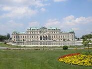Belvedere Vienna June 2006 008