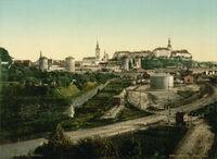 Reval, general view, 1890 - 1900 - edited