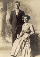Sylvester and Emma Doty