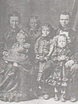 Thomas teague & family