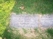 Inga Karoline Eldora Pedersen grave at Fairview Cemetery 100 0914