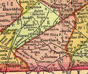 Southampton County VA 1895