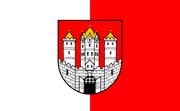 Stadt salzburg flag horizon