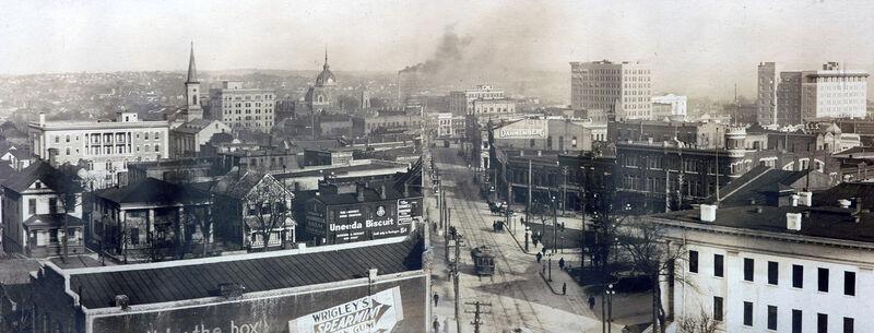 Macon, Georgia early 1900s