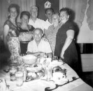Rice Family Photo (September 1952)