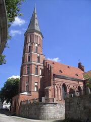 Church of Vytautas the Great in Kaunas