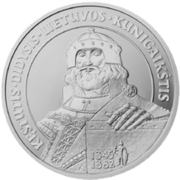 Kestutis the Grand Duke of Lithuania Reversum