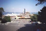 Passenger Terminal of the port