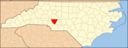 North Carolina Map Highlighting Cabarrus County.PNG