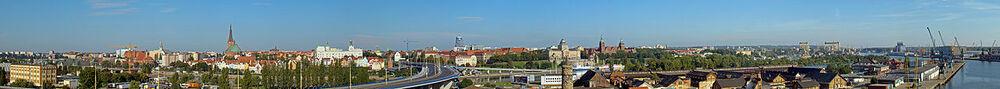 1109 Szczecin Panorama