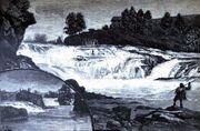 Spokane Falls 1888