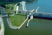 USACE Chickamauga Lock and Dam