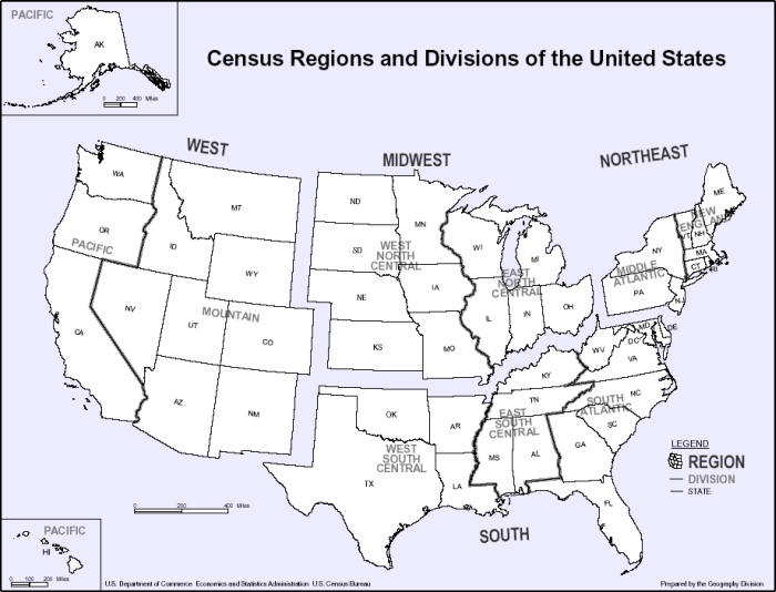 Image US Census Geographical Region Mappng Familypedia - Us census regions and divisions map