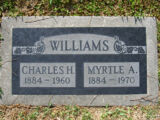 Charles Haley Williams (1884-1960)