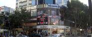 Typical Nicosia city center