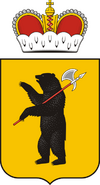 Coat of arms of Yaroslavl Oblast.png