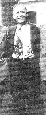 Osborne Theomun Olsen (1883-1971) circa 1930-1940
