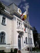 Pitesti city hall
