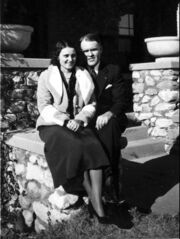 Walter Hester (1893) and Essie Sewell (1912) Residence El Paso- Mississippi street 1932