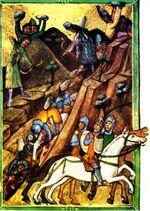 Viennese Illuminated Chronicle Posada