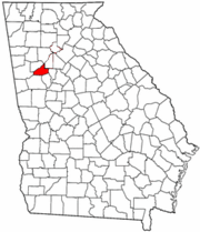 Campbell County Georgia