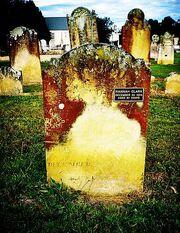 Hannah Stanley (1788-1854) Grave
