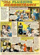 The Flushing Remonstrance, DC Comics, 1958