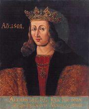 Alexander von Polen
