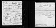 Freudenberg-Richard 1918 draft