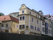 Bratislava-dom u dobrého pastiera