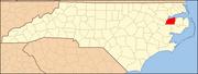 North Carolina Map Highlighting Washington County.PNG