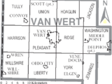 Van Wert County, Ohio