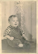 Peter Lynch at 6 months