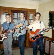 Borlands on guitars circa 1970-1975