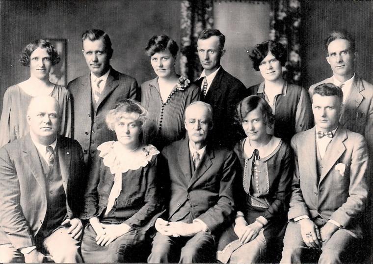Franklin Doty Family