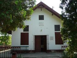 Petofi museum in Albesti.jpg