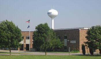Fremont, Indiana High School