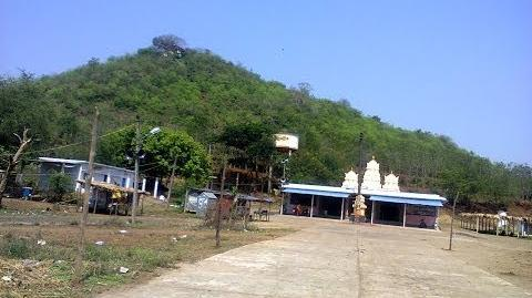 Garlavoddu Sri Lakshmi Narasimha Swamy Temple in Khammam District