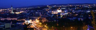 Panorama Cluj Napoca mica
