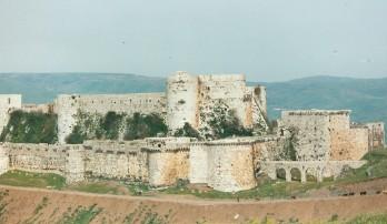 Syrien-krak de chevalier