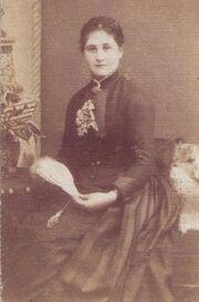 Ann Goddard (c1833-1915) aka Britannia McArthur, wife of Thomas McArthur VC aka Thomas Arthur (c1835-1902)