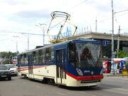 Tram K-1 in Odessa
