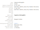 Katherine Agnes McLaughlin (1893-1989)